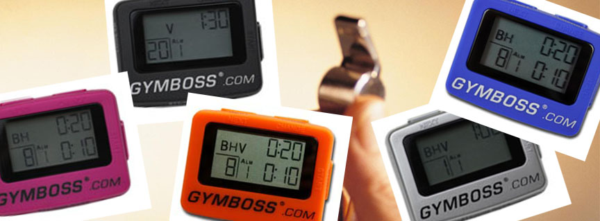 Workout timer u record intervals times with the brower