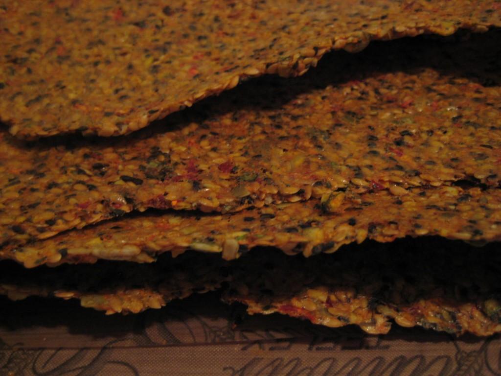 Multi Seed Cracker Recipe