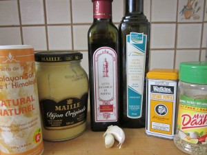Broccoli Salad dressing ingredients