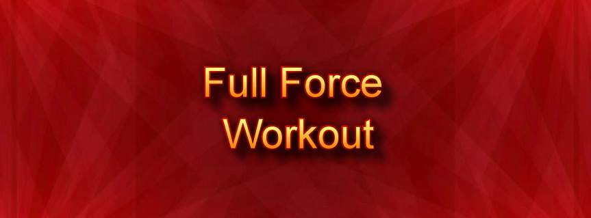 Full Force Workout title
