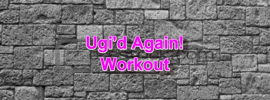 Ugid Again Ugi Workout title