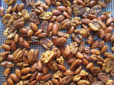 Crispy Living Nuts