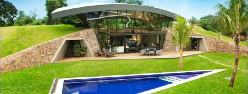 Eco home in paraguayrobins key for Ecological home