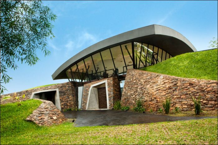 Eco Home In Paraguayrobins Key