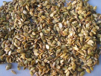 Crispy Living Seeds