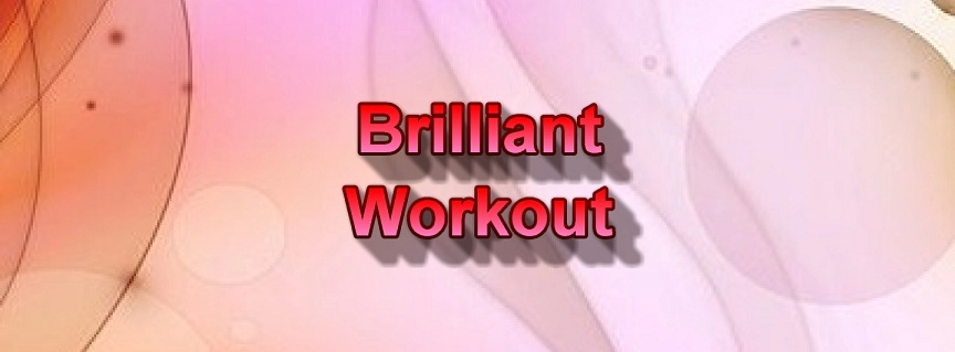 Brilliant Workout title