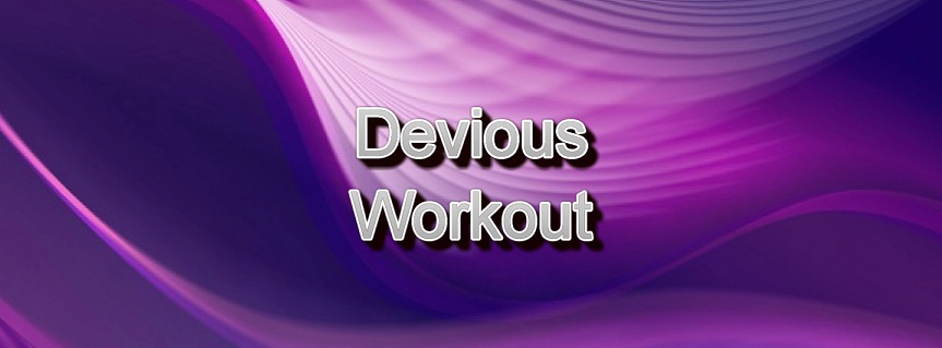 Devious Workout title