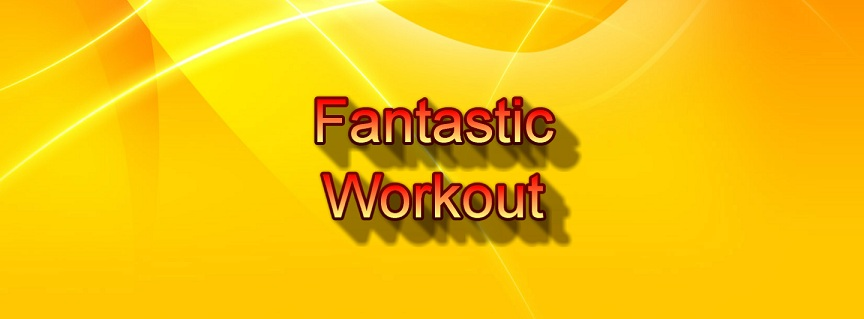Fantastic Workout title