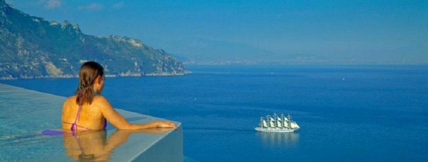 Monastero Santa Rosa Boutique Hotel And Spa On The Amalfi Coast