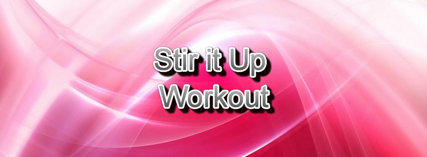 Stir it Up HIIT Workout title