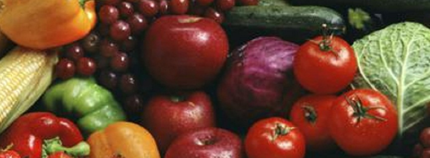 7 Days Eating Raw Foods Plan - Fruits and Vegetables1
