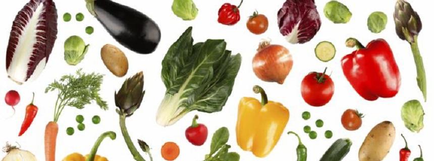 7 Days Eating Raw Foods Plan vegetables