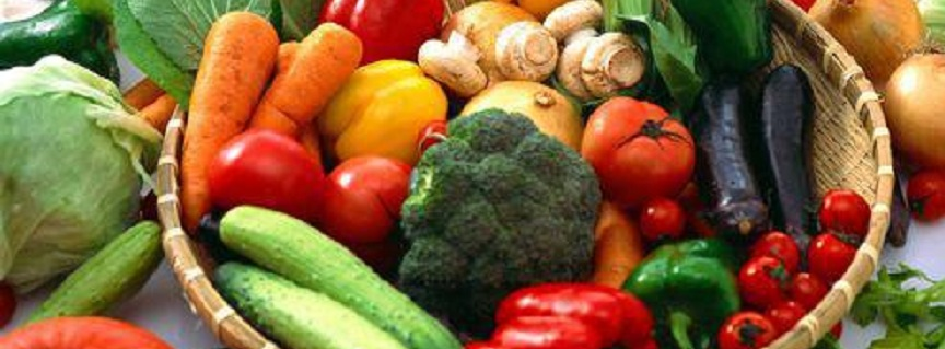 How to Eat Raw and the Raw Diet fresh vegetables