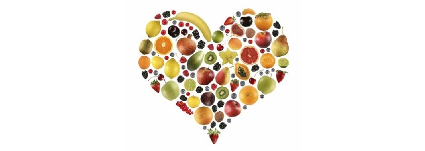 7 Days Eating Raw and the Raw Diet - heart of fruit