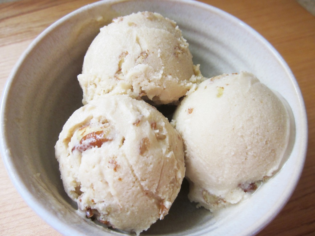 Maple Pecan Raw Vegan Ice Cream RecipeRobins Key
