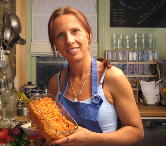 me with Mexican raw rice recipe