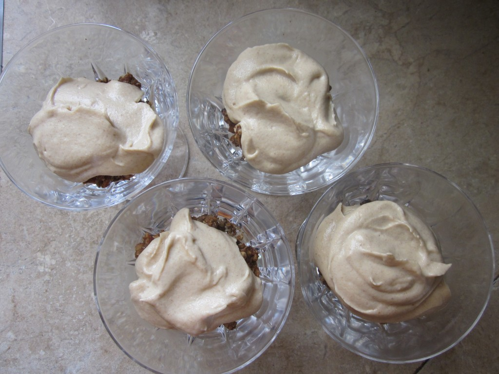 Cashew Cream Recipe with Berry Granola ParfaitsRobins Key
