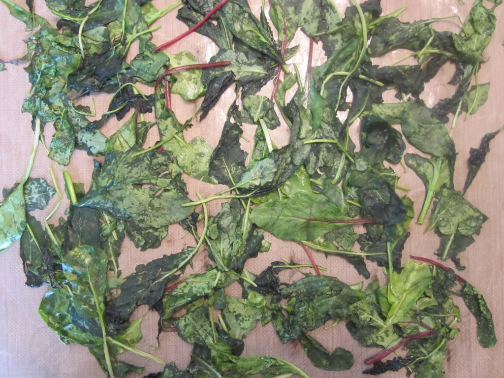 Wilted Southern Greens Recipe - wilted greens