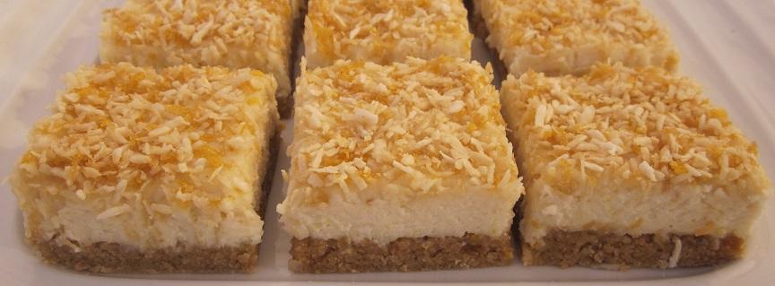 Luscious Vegan Lemon Squares Recipe