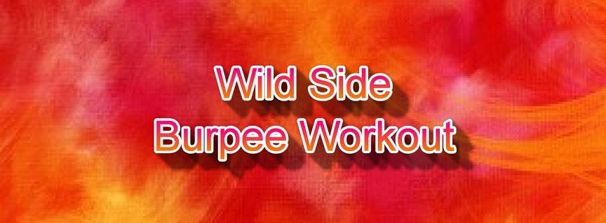 Wild Side Burpee Workout