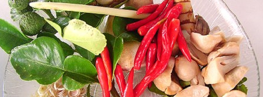 Different types of Curries - Thai Curry Ingredients