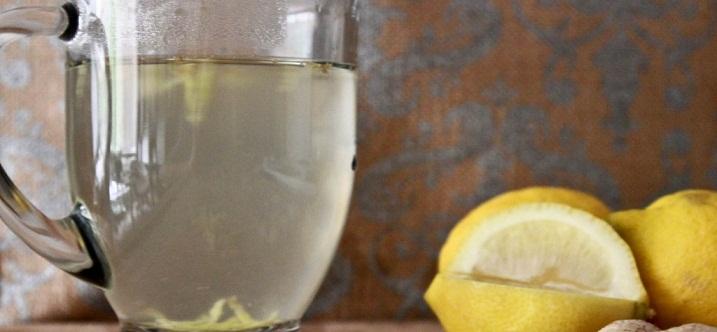 5 Day Green Cleanse Detox lemon water