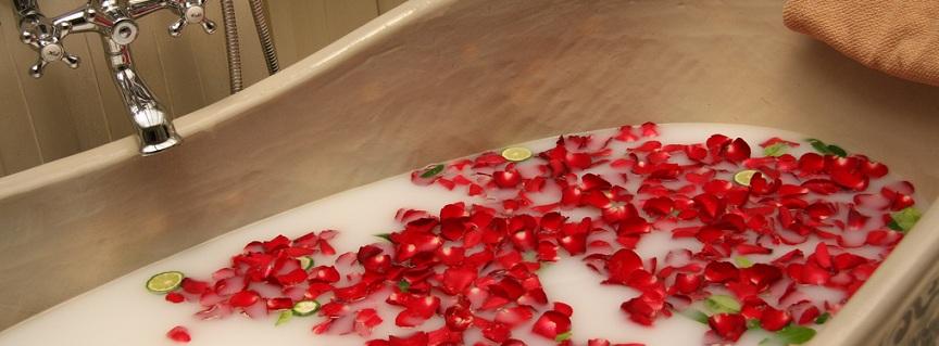 5 day Green Cleanse Detox - aromatherapy bath