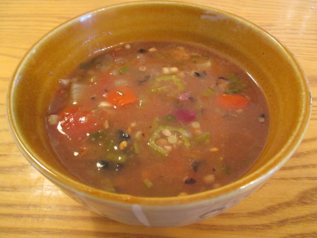 Hearty Vegan Gumbo Soup Recipe