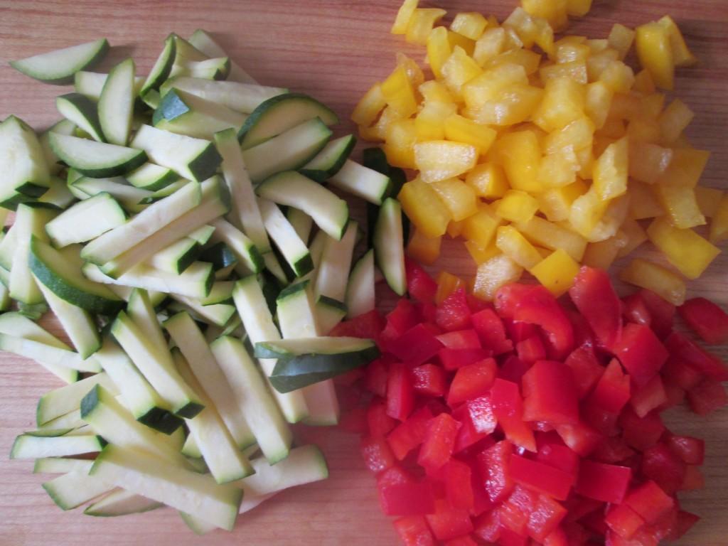Hearty Vegan Gumbo Soup Recipe - 6 chop veg