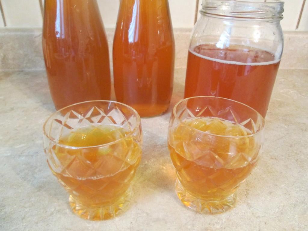 Kombucha Recipe - 15 pour kombucha and drink to test