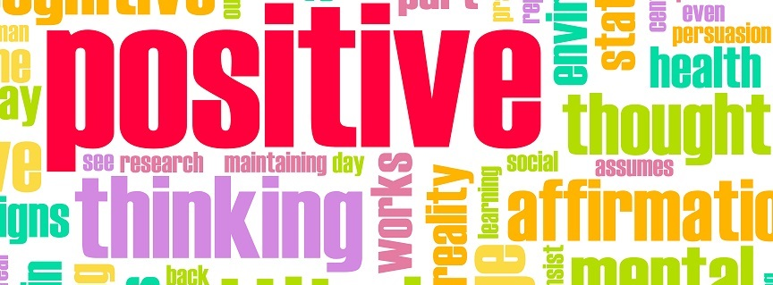 Positive Affirmations to  Enhance your Life word cloud