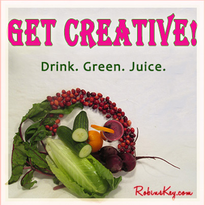 Heart to Heart Green Juice Recipe