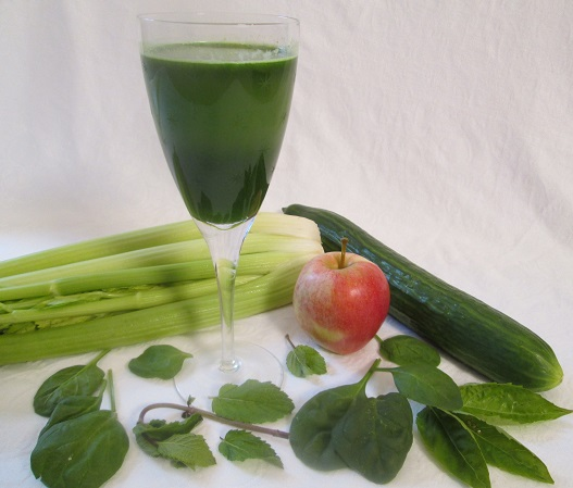 Mint to Be Green Juice Recipe