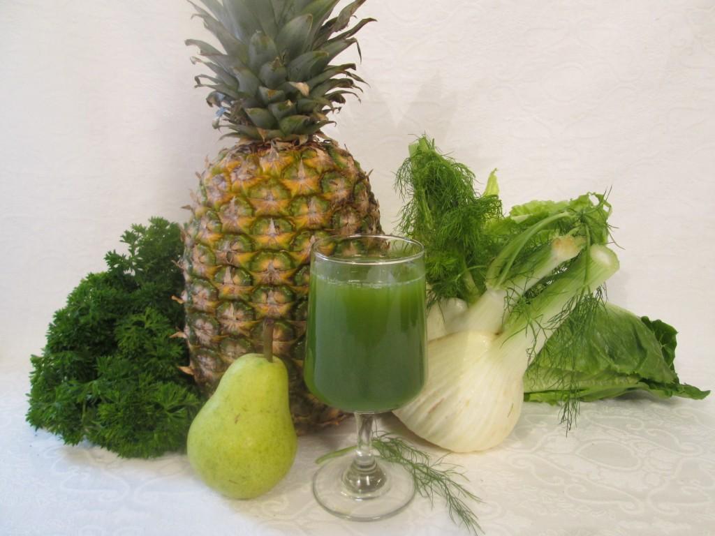Wild Thing Green Juice Recipe