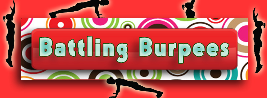Battling Burpees workout