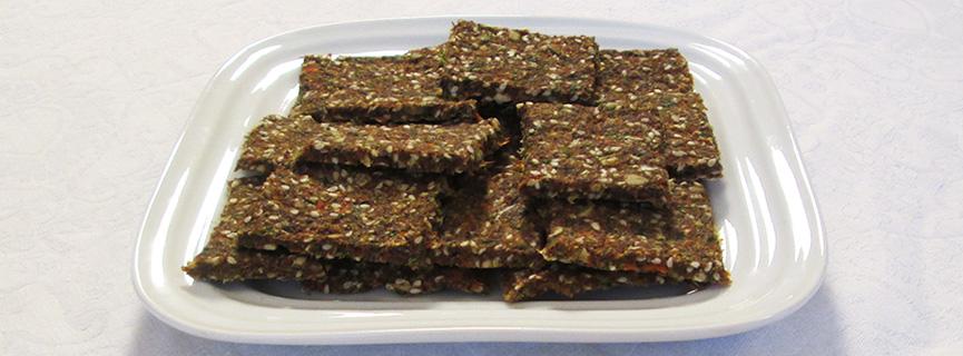 Non Fiction Pulp Crackers Recipe 1
