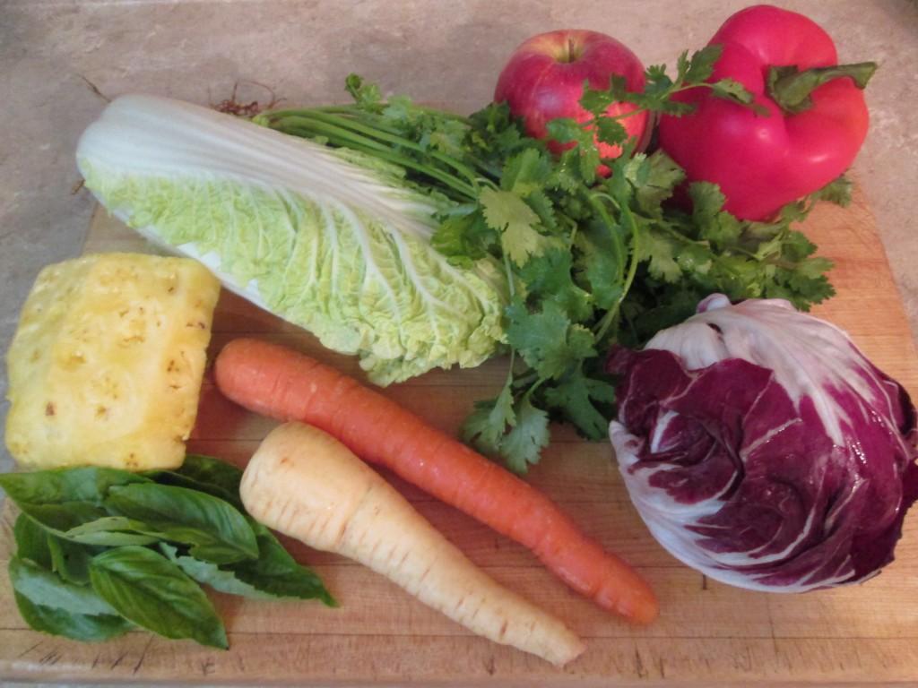 Fireworks Salad Recipe - ingredients