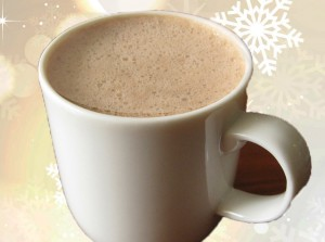 Hot cacao recipe and How to stay raw in the winter