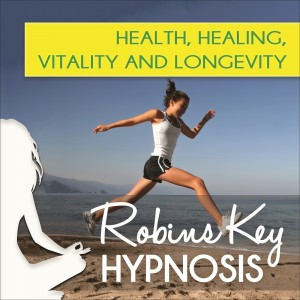 Health, Healing, Vitality and Longevity Hyponosis cd