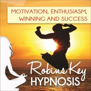Motivation, Enthusiasm, Winning and Success Hypnosis Audio cd