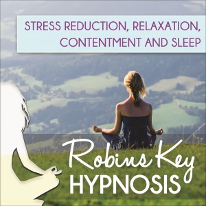Stress Reduction, Relaxation, Contentment and Sleep Hypnosis cd