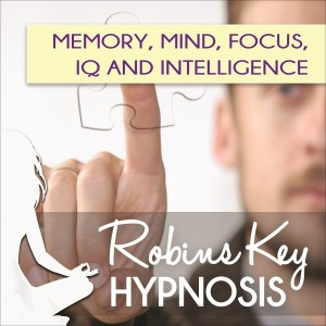 Memory, Mind, Focus, IQ and Intelligence Hypnosis Audio cd
