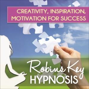 Creativity, Inspiration, Motivation for Success Hypnosis Audio cd