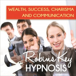 Wealth, Success, Charisma and Communication Hypnosis Audio cd
