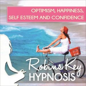 Optimism, Happiness, Self Esteem and Confidence  Hypnosis Audio cd