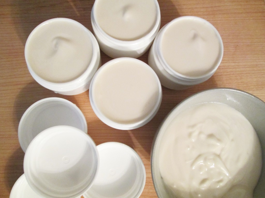 Homemade All Natural Face Cream Recipe