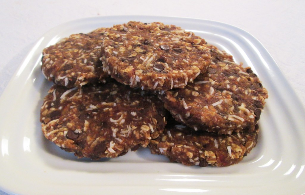Oatmeal, Coconut Date Cookies Recipe