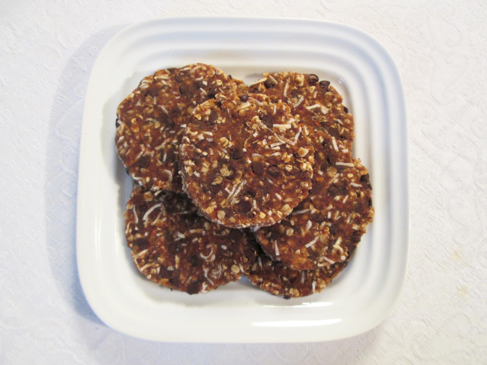 Oatmeal, Coconut Date Cookies Recipe - Robins KeyRobins Key