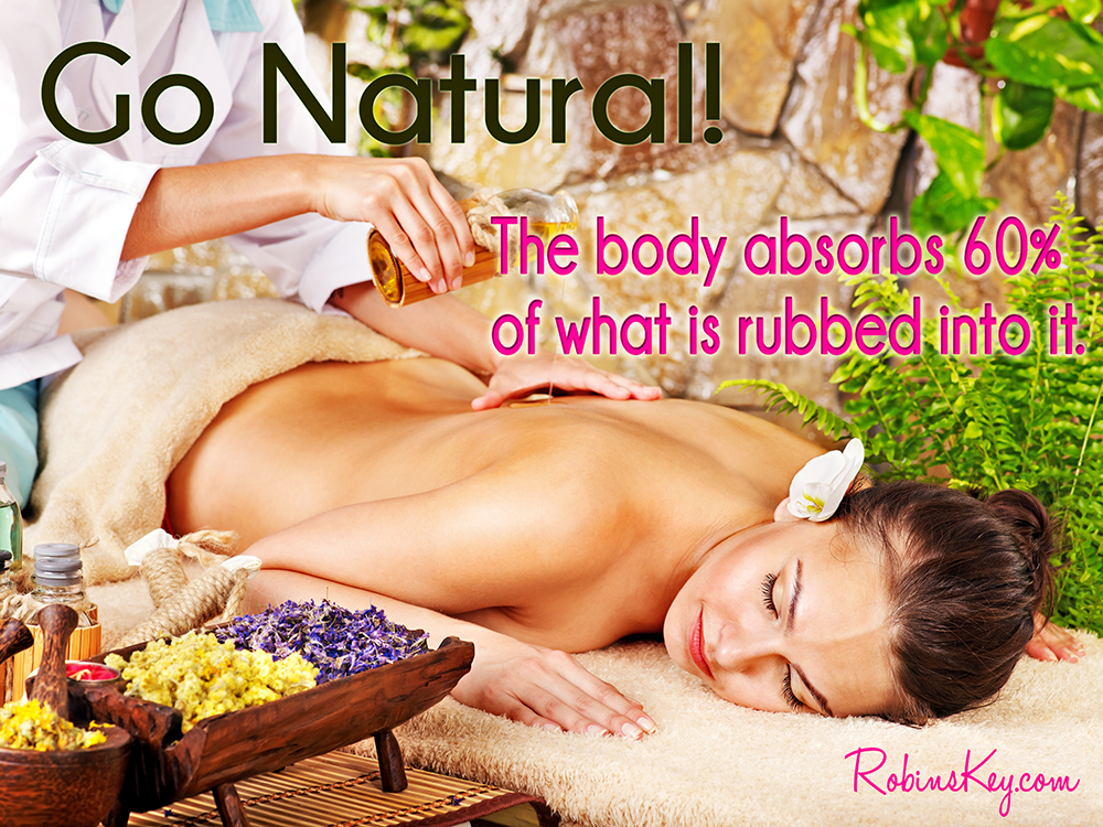 go natural - skin care