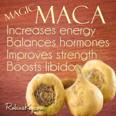 Top adaptagenic herbs - magic maca